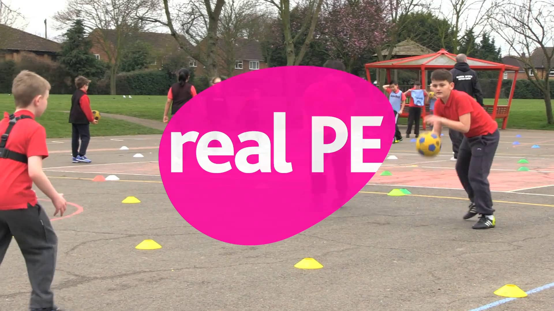 Real PE programme of support – Learning Community Programme